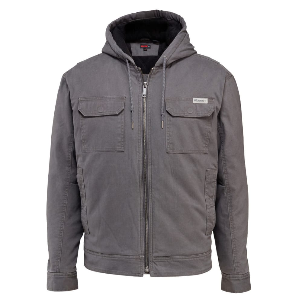 WOLVERINE Men's Lockhart Jacket - 045 GRANITE