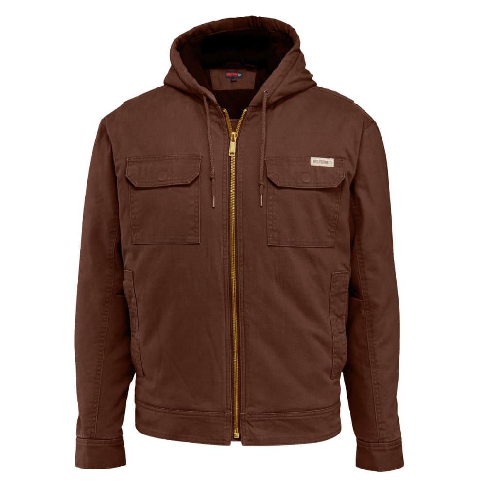 WOLVERINE Men's Lockhart Jacket - 237 BARK BISON