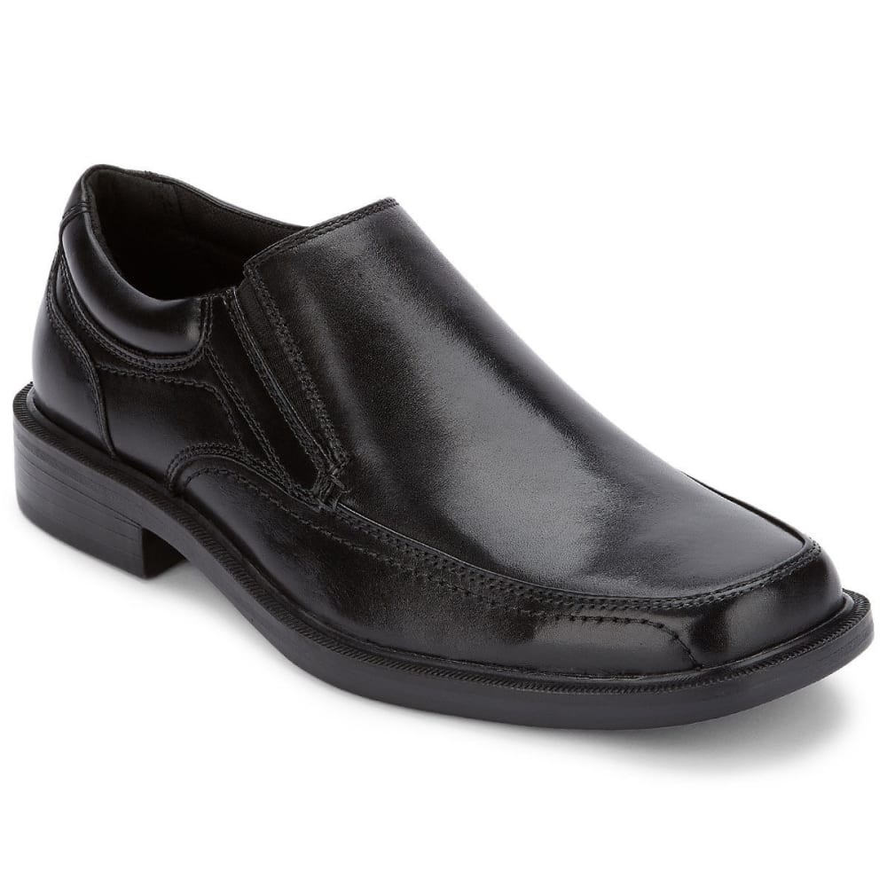 Dockers Men's Edson Slip-On Dress Shoes, Black