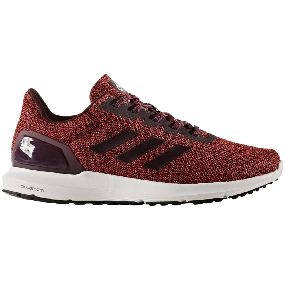 ADIDAS Men's Cosmic 2 SL Running Shoes, Burgundy/Red - BURGUNDY