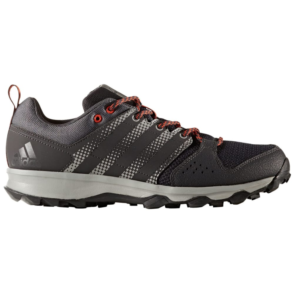 Adidas Men's Galaxy Trail Running Shoes - Black, 9