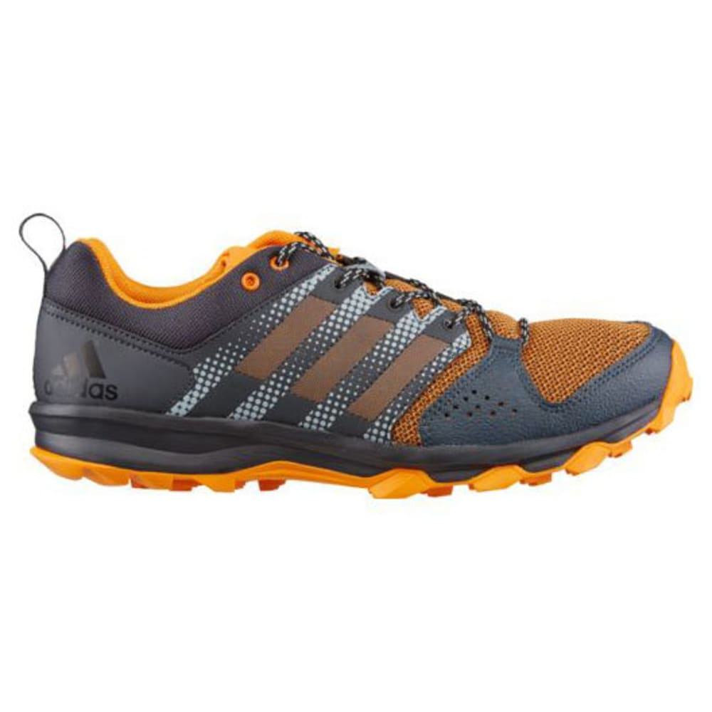 ADIDAS Men's Galaxy Trail Running Shoes - DARK GREY-BA8641