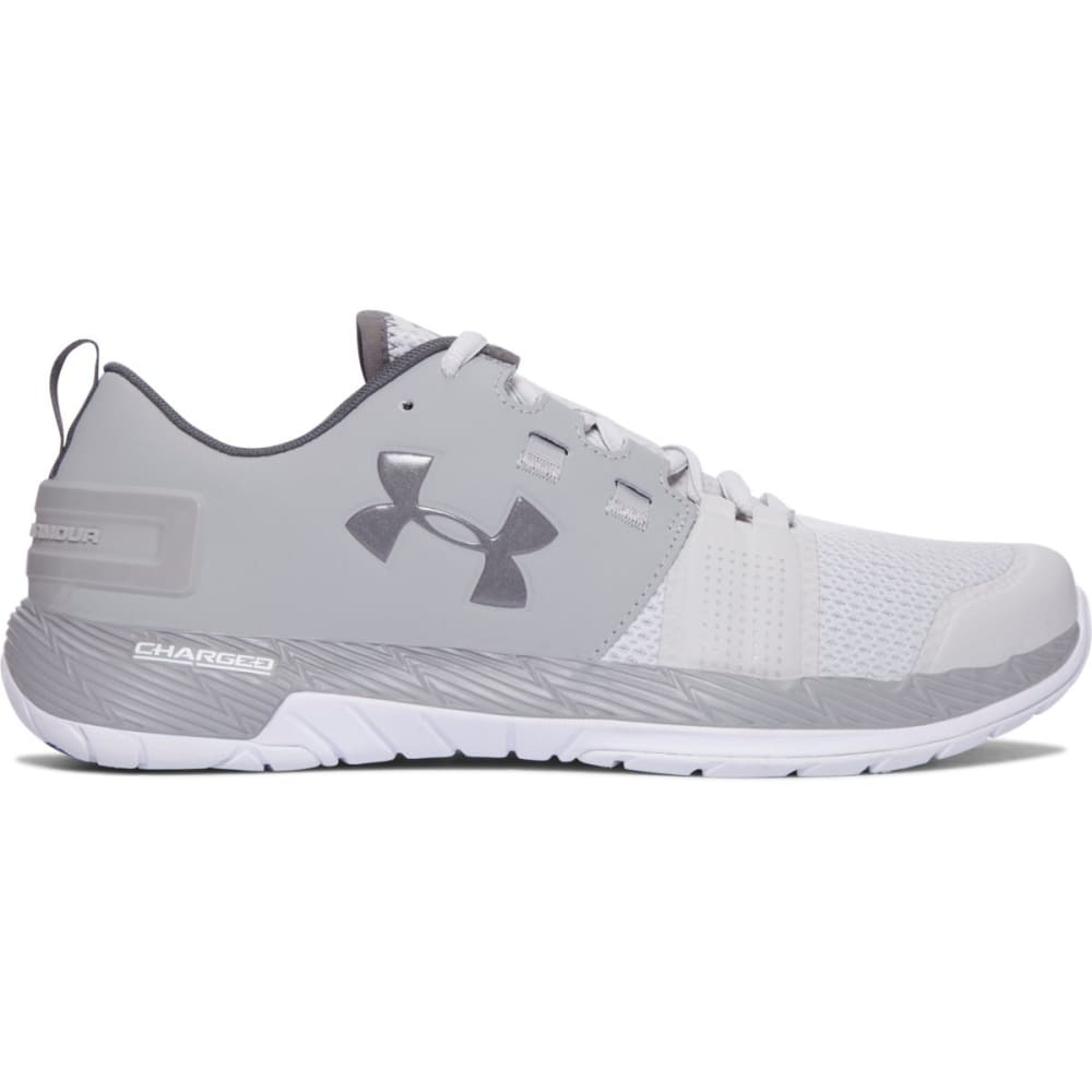 UNDER ARMOUR Men's Commit Training Shoes - GREY