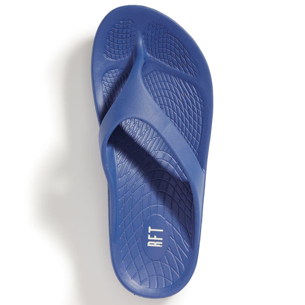 ISLAND SURF Unisex Wave Sandals, Navy - NAVY