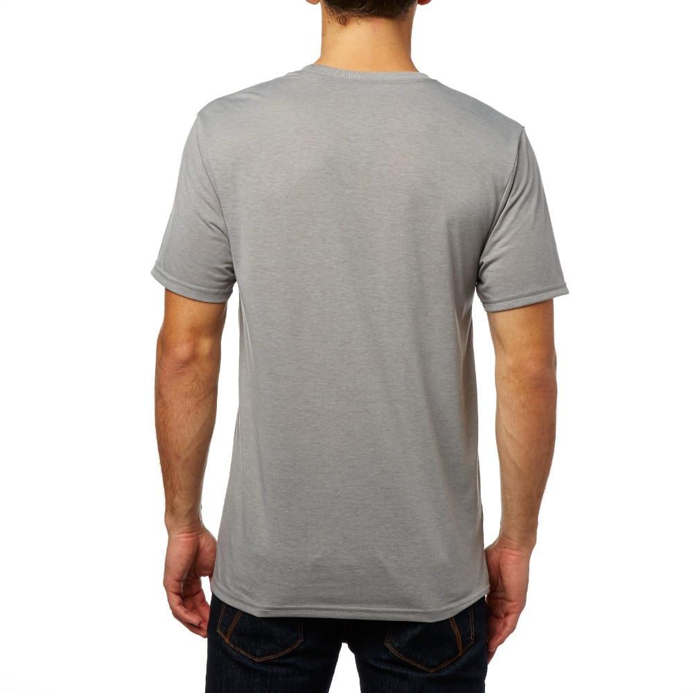 FOX Men's Barring Premium T-Shirt - DARKGREY/HEATHER-572