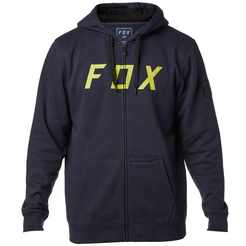 FOX Guys' District 2 Zip-Up Hoodie S
