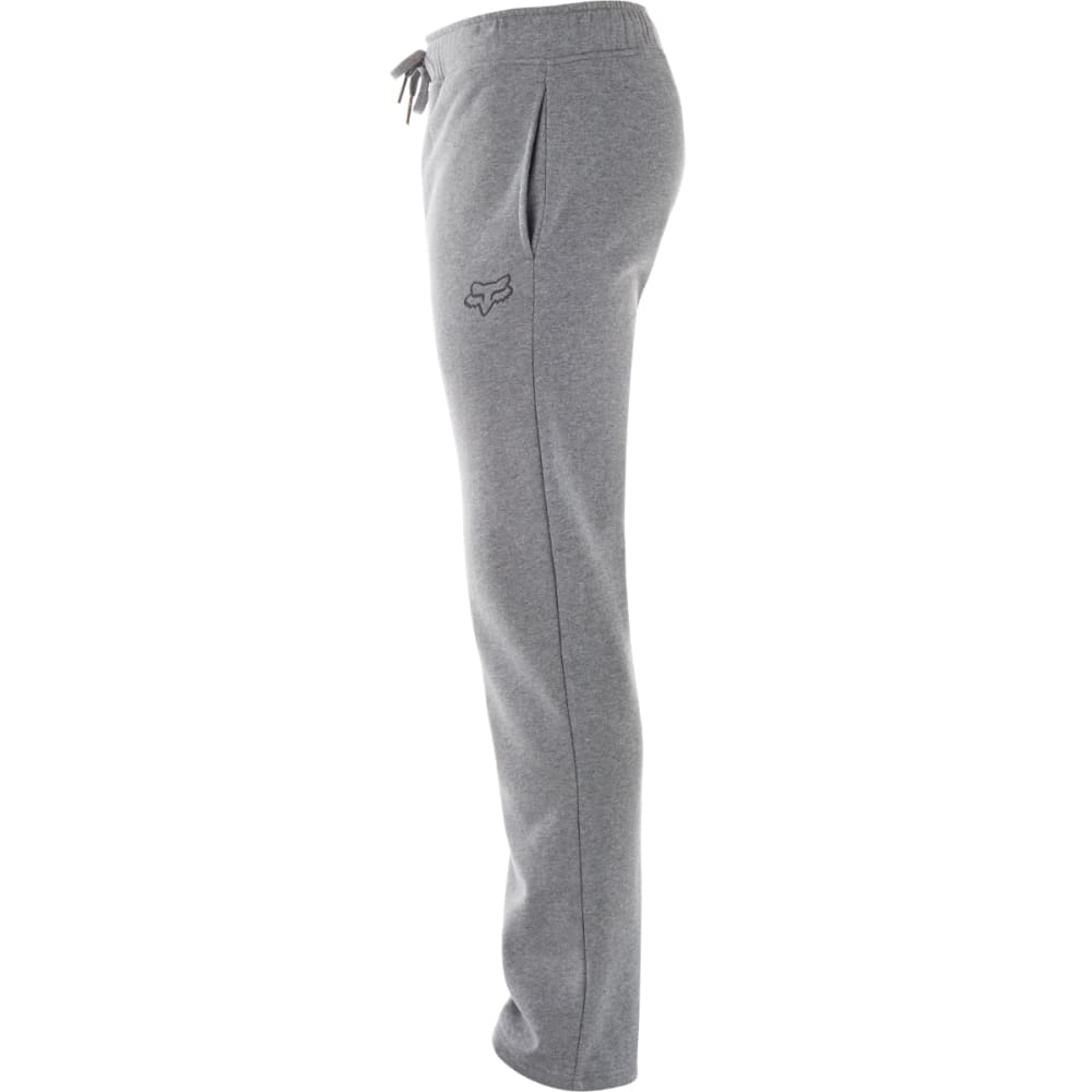 FOX Guys' Swisha Fleece Jogger Pants - GRY/HETHR GRAPHITE-