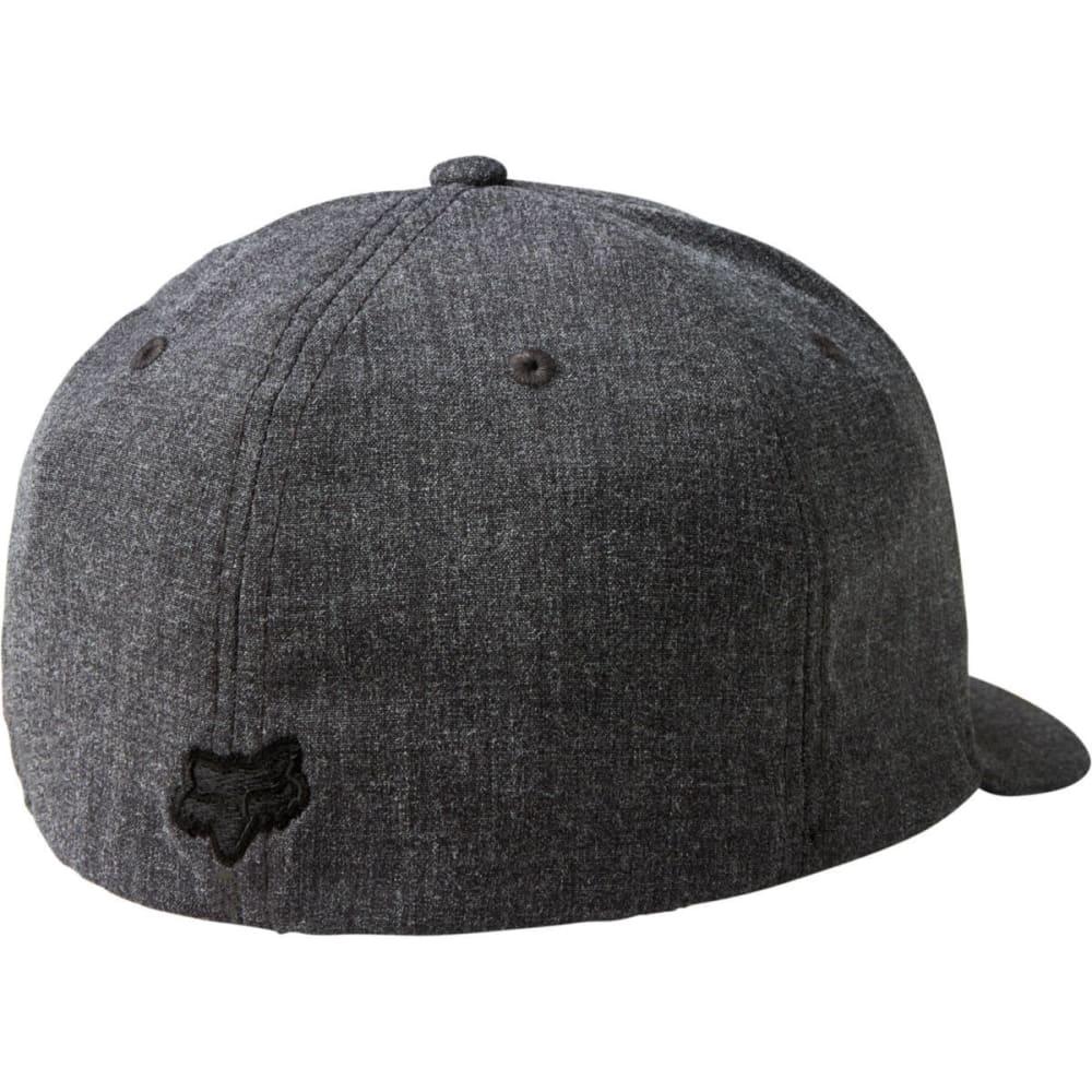 FOX Men's Heads Up Flex Fit Hat - GREY/HEATHER-040