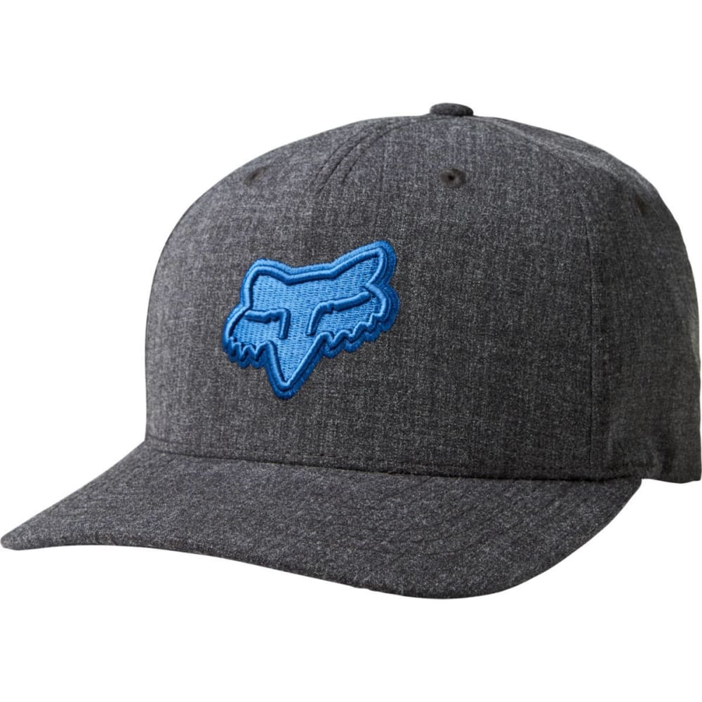 FOX Men's Heads Up Flex Fit Hat - GREY/HEATHER-040