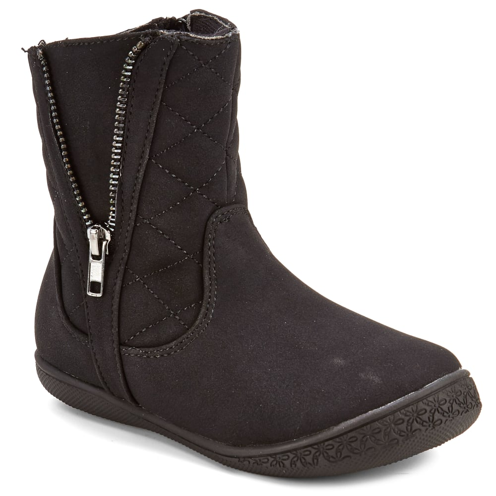 Rachel Shoes Toddler Girls' Malaga Booties, Black