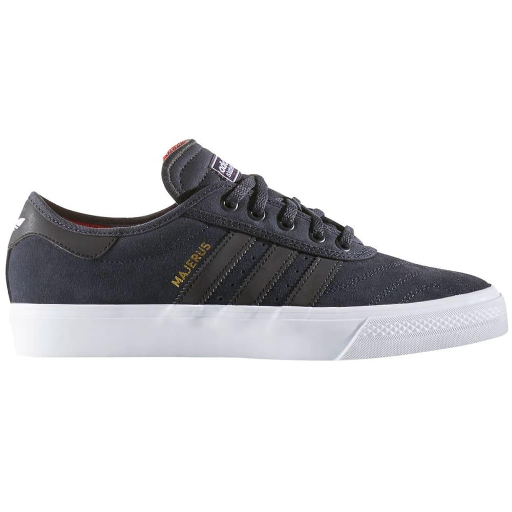 ADIDAS Men's Adi-Ease Premiere ADV Skate Shoes, Custom/Black/White - BLACK