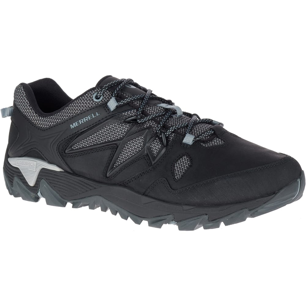 MERRELL Men's All Out Blaze 2 Hiking Shoes, Black - BLACK