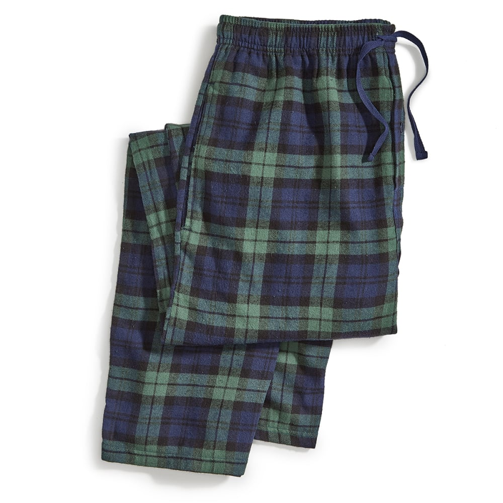 Ems(R) Flannel Pajama Pants - Blue, M