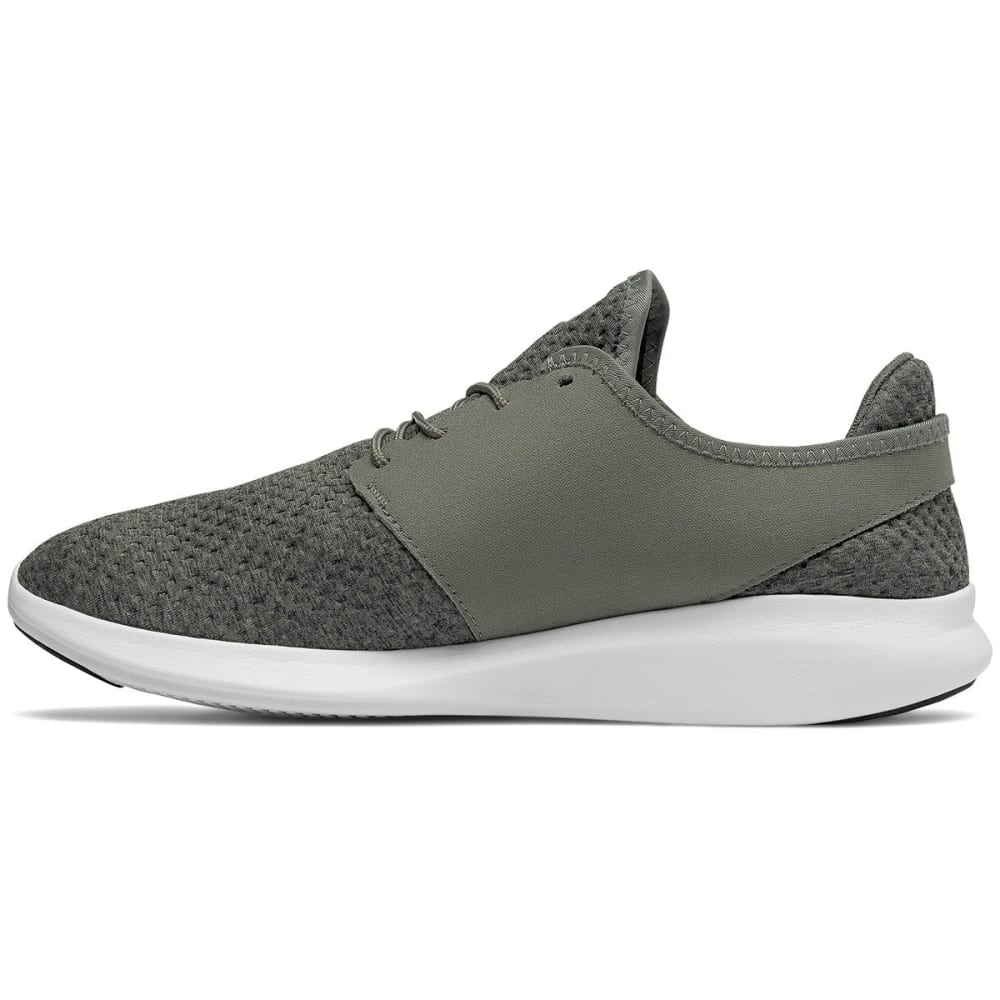 NEW BALANCE Men's FuelCore Coast V3 Running Shoes, Military Foliage Green/Black - MILITART FLOIAGE GRN