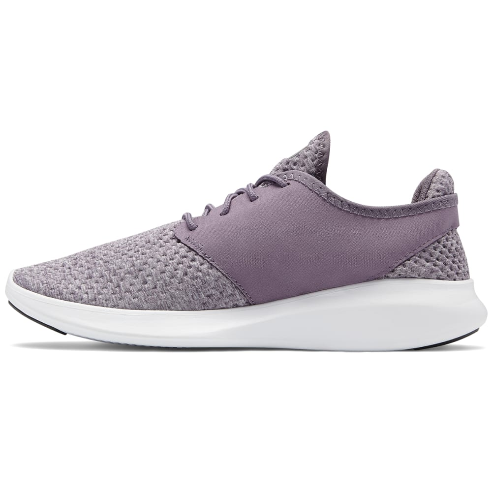 NEW BALANCE Women's FuelCore Coast v3 Running Shoes, Strata/Silver/White - STRATA