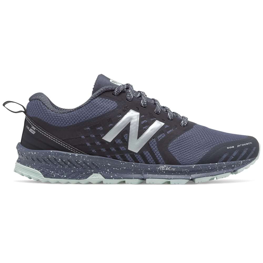 NEW BALANCE Women's FuelCore NITREL Trail Running Shoes - THUNDER