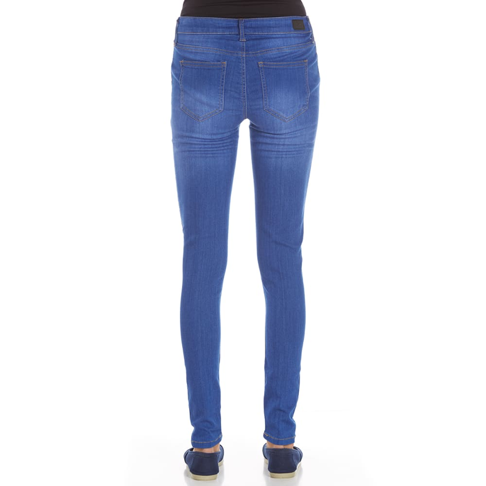 CELEBRITY PINK Juniors' Skinny Super-Soft Blue Lagoon Denim Jeans - H21-BLUE LAGOON
