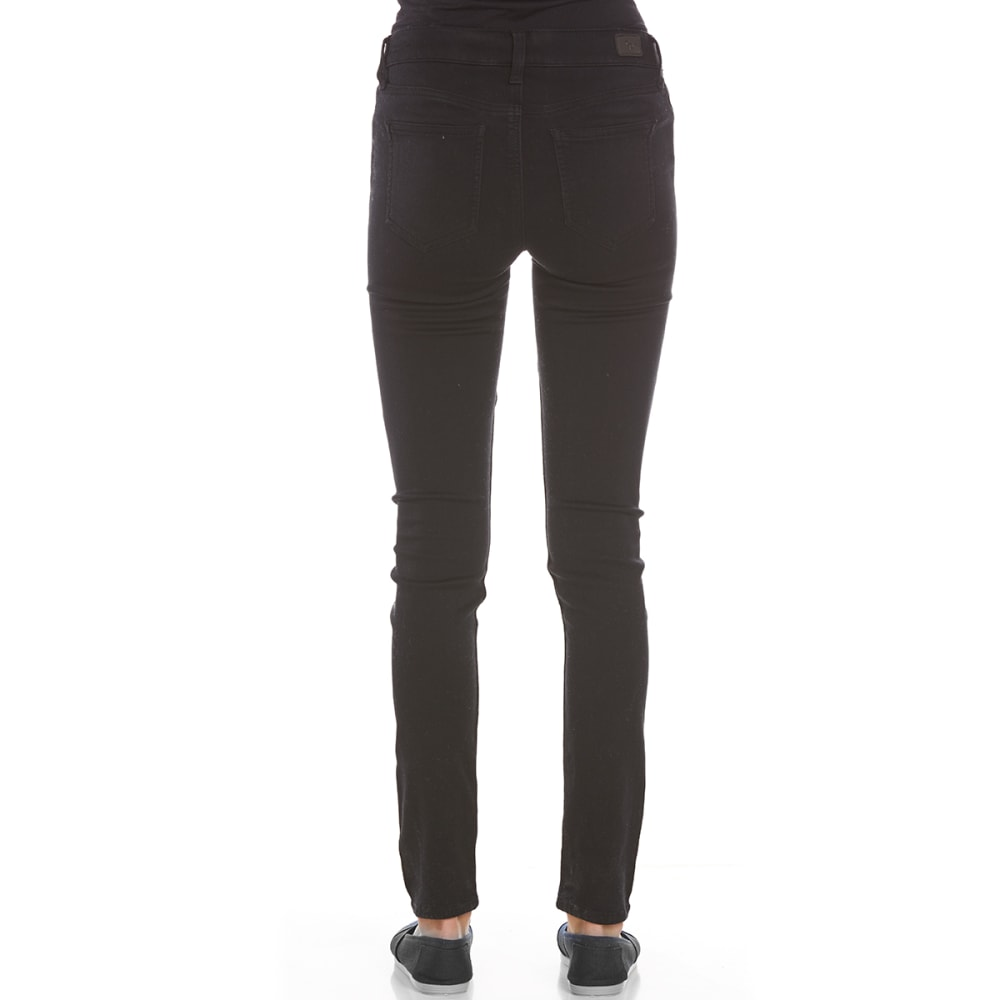 CELEBRITY PINK Juniors' Skinny Super-Soft Denim Jeans - A57-BLACK RINSE