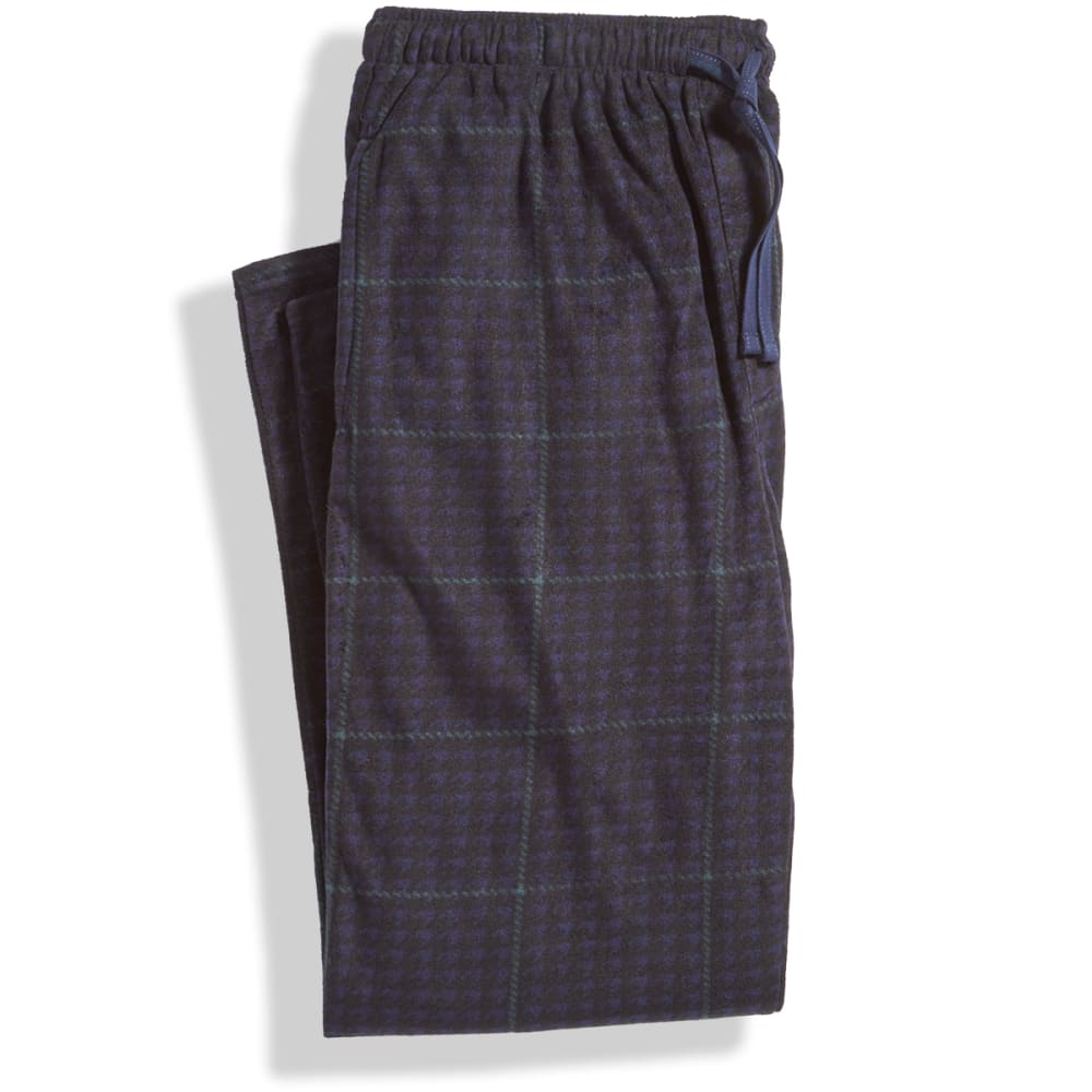 Men's Granite George Microfleece Lounge Pants - NAVY 471