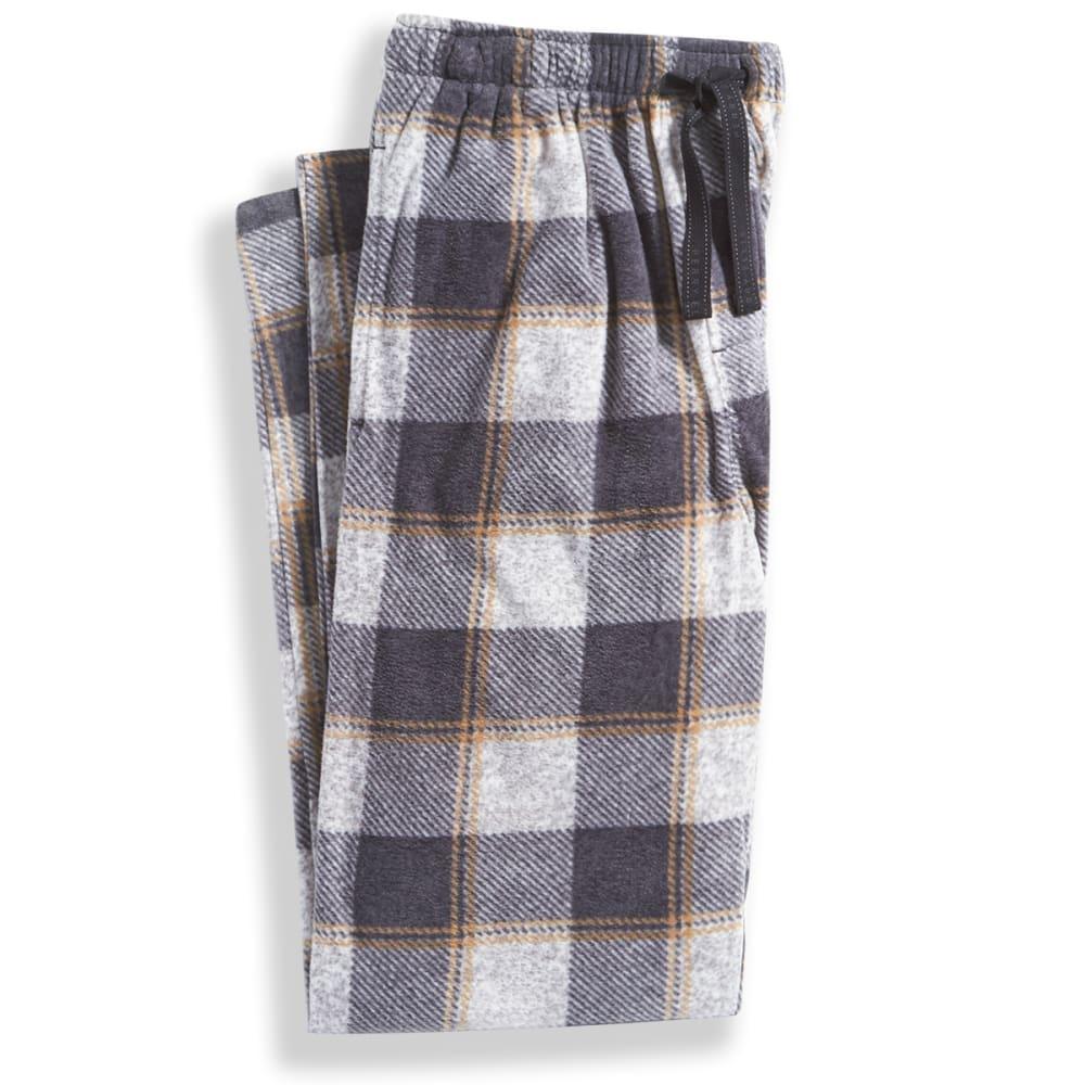 Men's Loon Mountain Microfleece Lounge Pants - GREY054