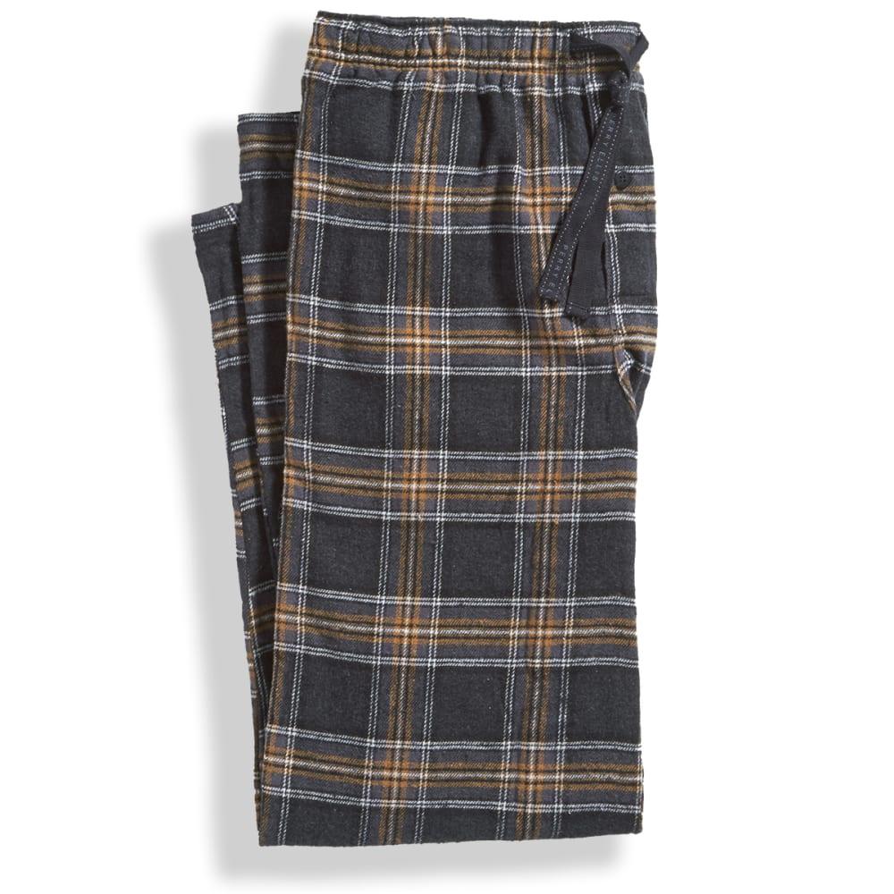 Men's Flannel Sleep Pants - DEEP IRON/TNIN 041