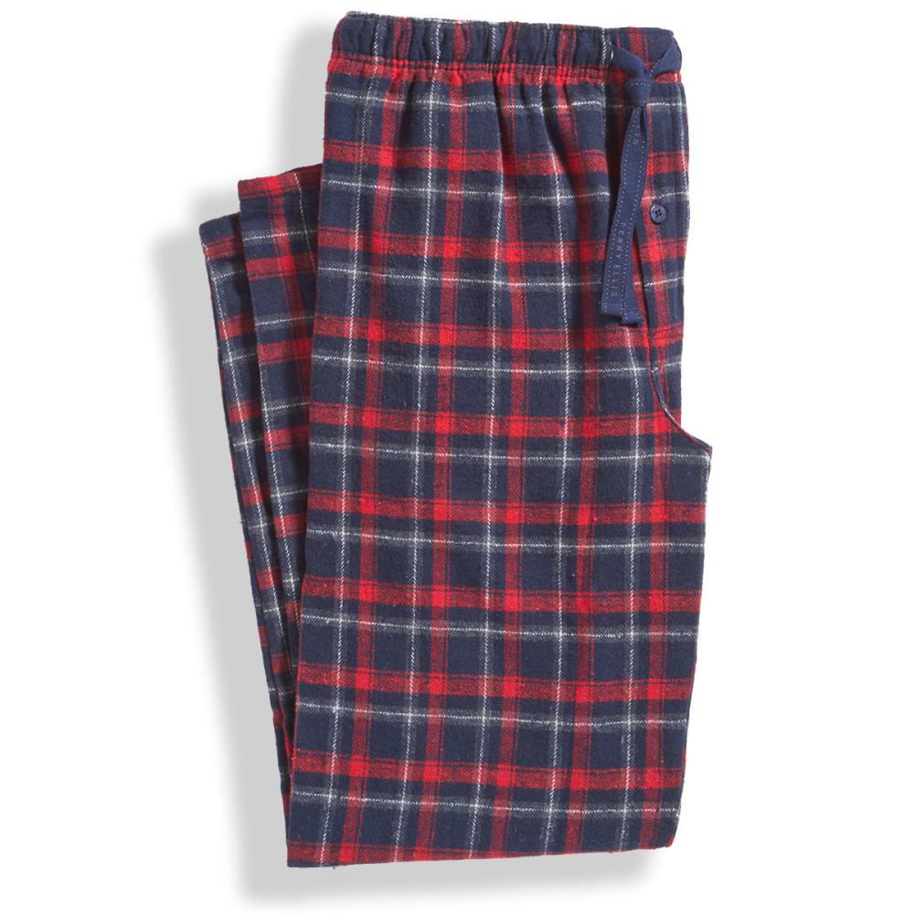 Men's Flannel Sleep Pants - NAVY 943