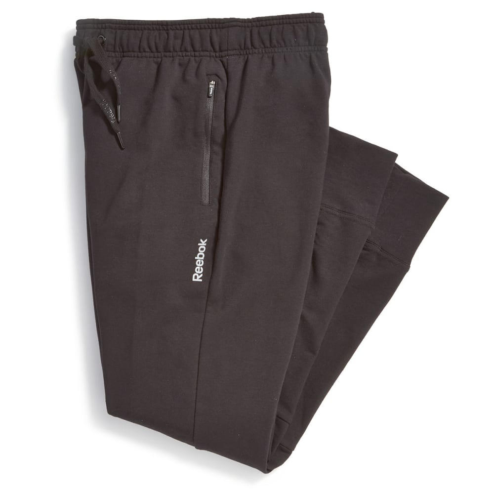 REEBOK Men's Double-Time Jogger Pants - BLACK-S143