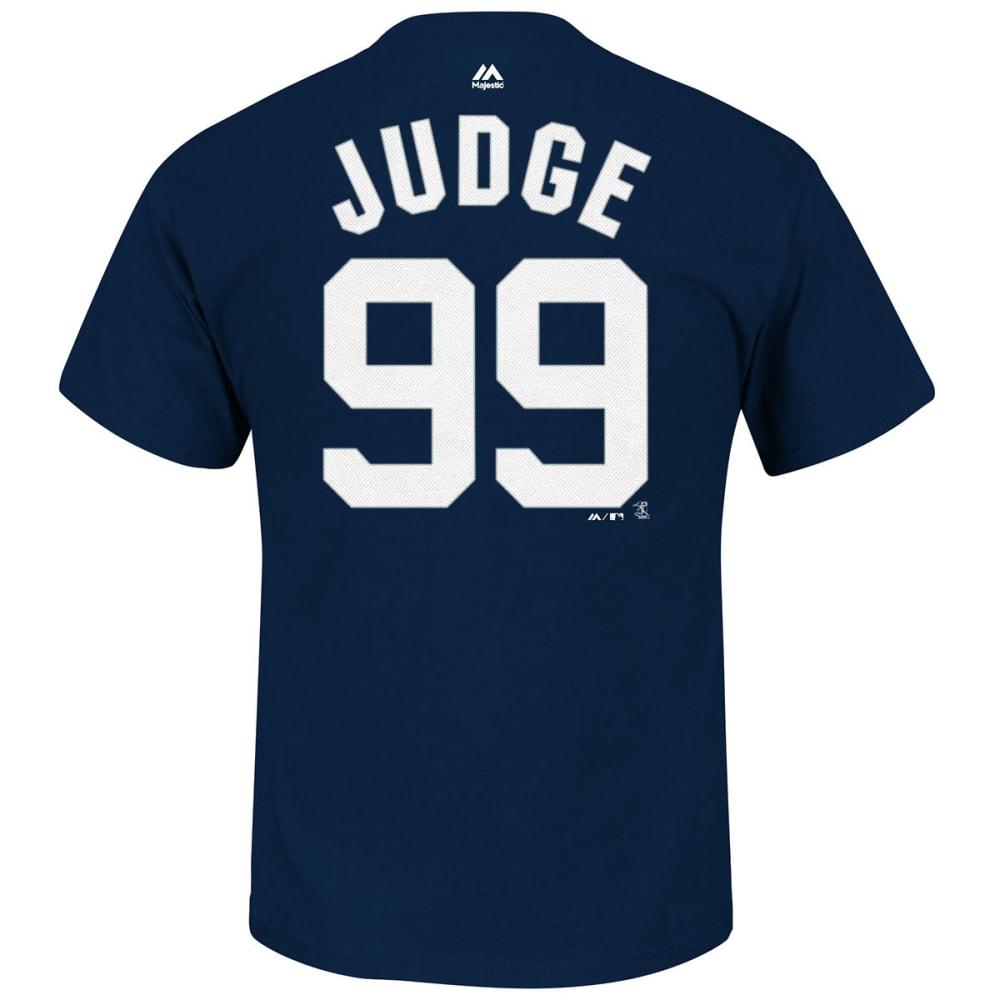 NEW YORK YANKEES Men's Judge 99 NnN Tee - NAVY