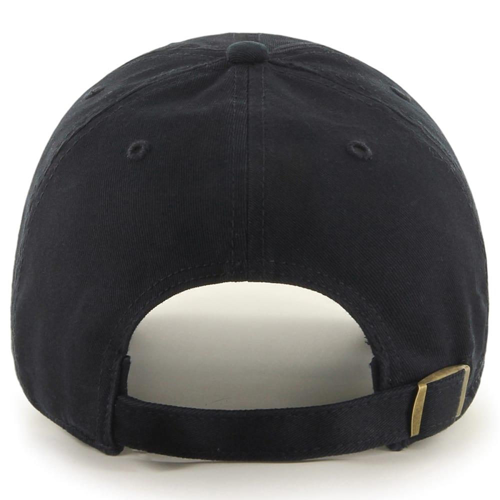 HARTFORD YARD GOATS Men's '47 Clean Up Adjustable Cap, Black - BLACK