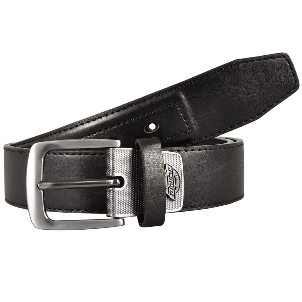 DICKIES Men's 38 MM Industrial Strength Belt - BLACK 001