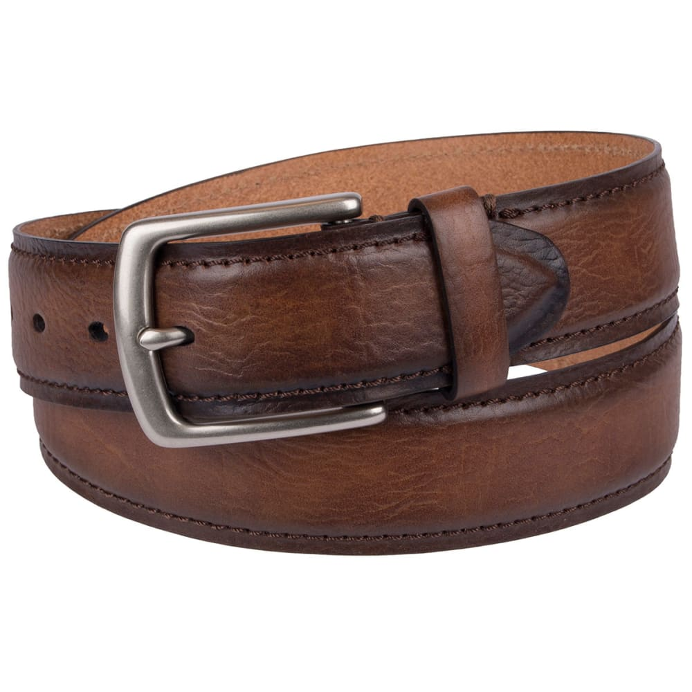 LEVI'S Men's 38 MM Layered and Padded Belt - TAN 251