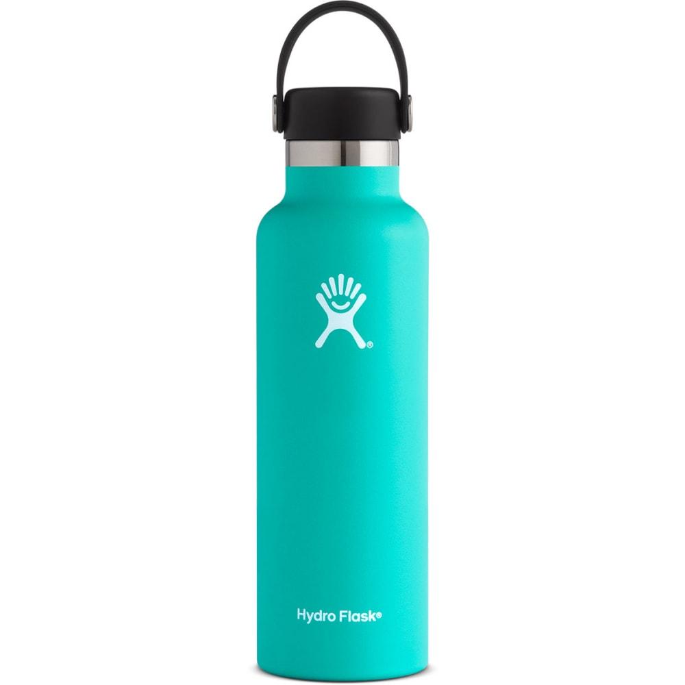 HYDRO FLASK 21 oz. Standard Mouth Water Bottle with Flex Cap - MINT S21SX435