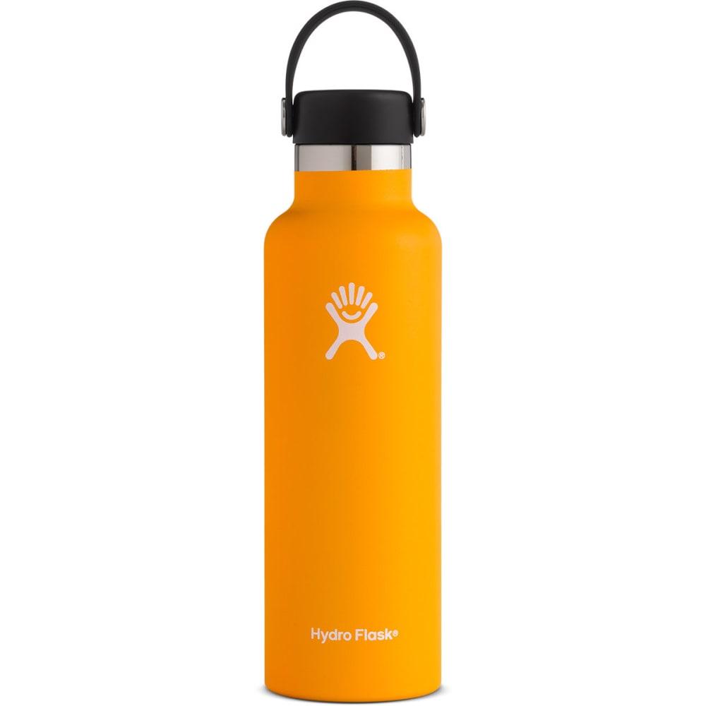 Hydro Flask 21 Oz. Standard Mouth Water Bottle With Flex Cap by Hydro Flask 21 Oz. Standard Mouth Water Bottle With Flex Cap