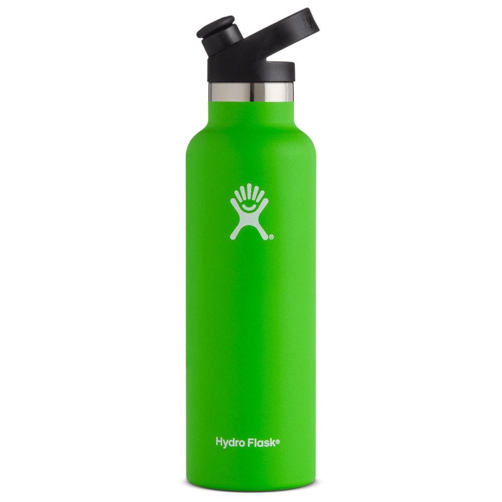HYDRO FLASK 21 oz. Standard Mouth Water Bottle with Sport Cap - KIWI S21ST320