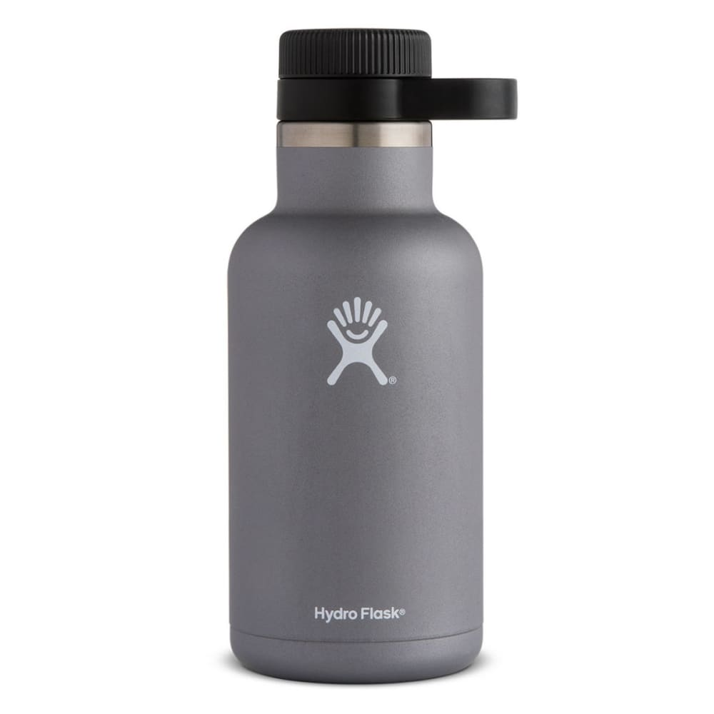 HYDRO FLASK 64 oz. Beer Growler - GRAPHITE G64050