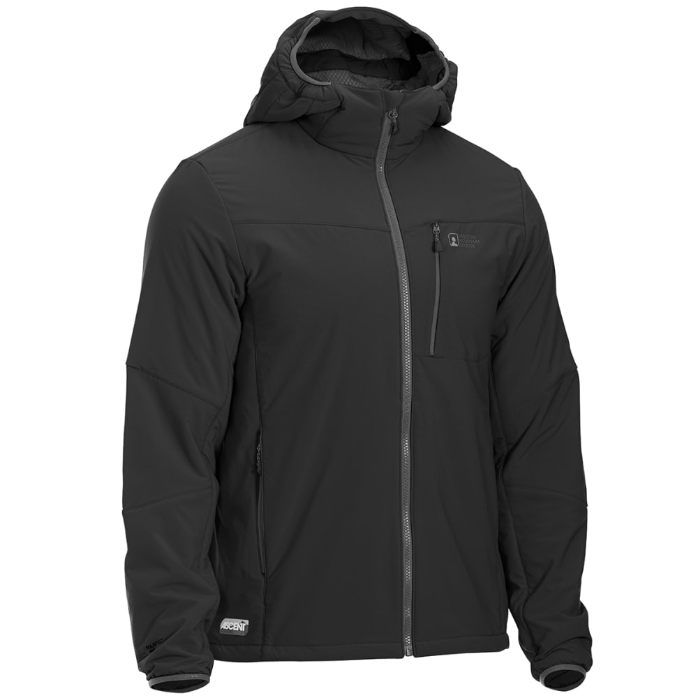 Ems(R) Men's Alpine Ascender Stretch Jacket - Black, M