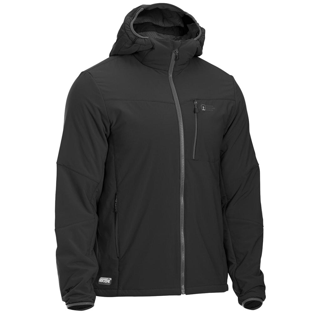 Ems Men's Alpine Ascender Stretch Jacket - Black, XL