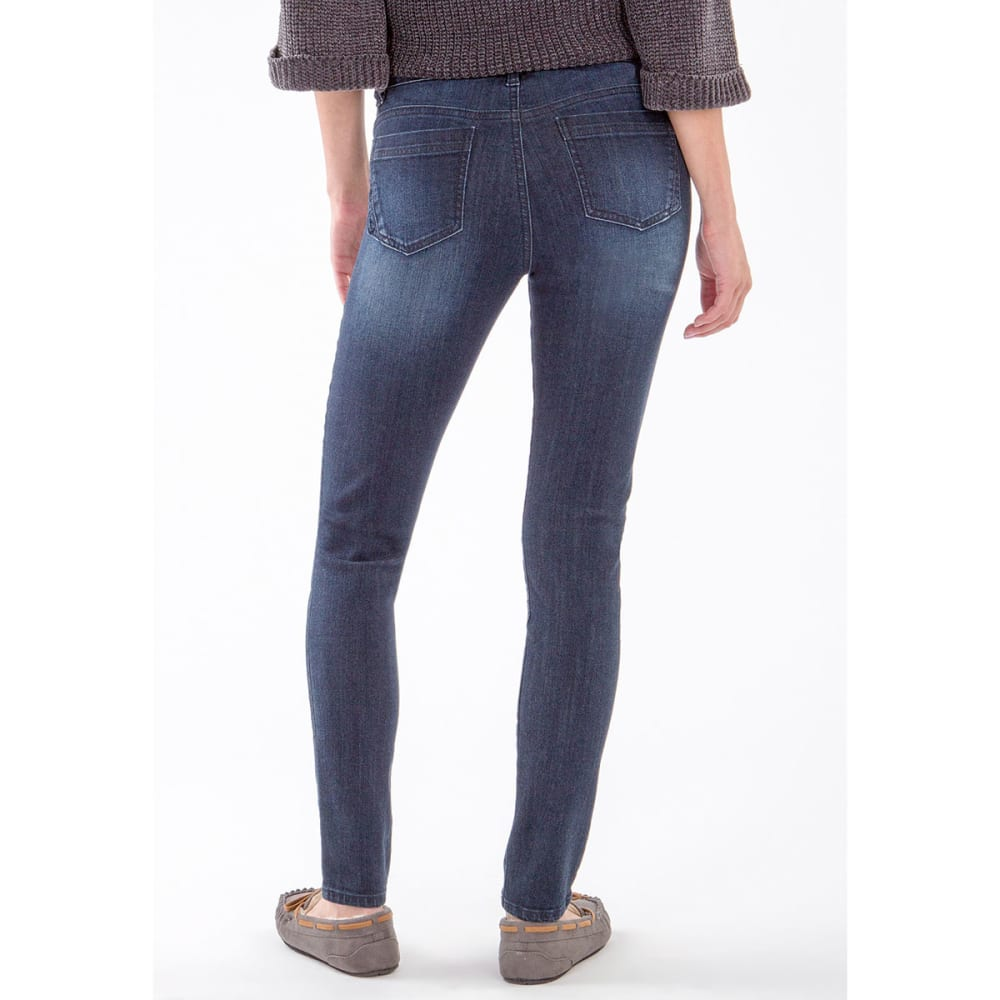 UNIONBAY Juniors' Selene Skinny Jeans - 478J-NIGHTWASH