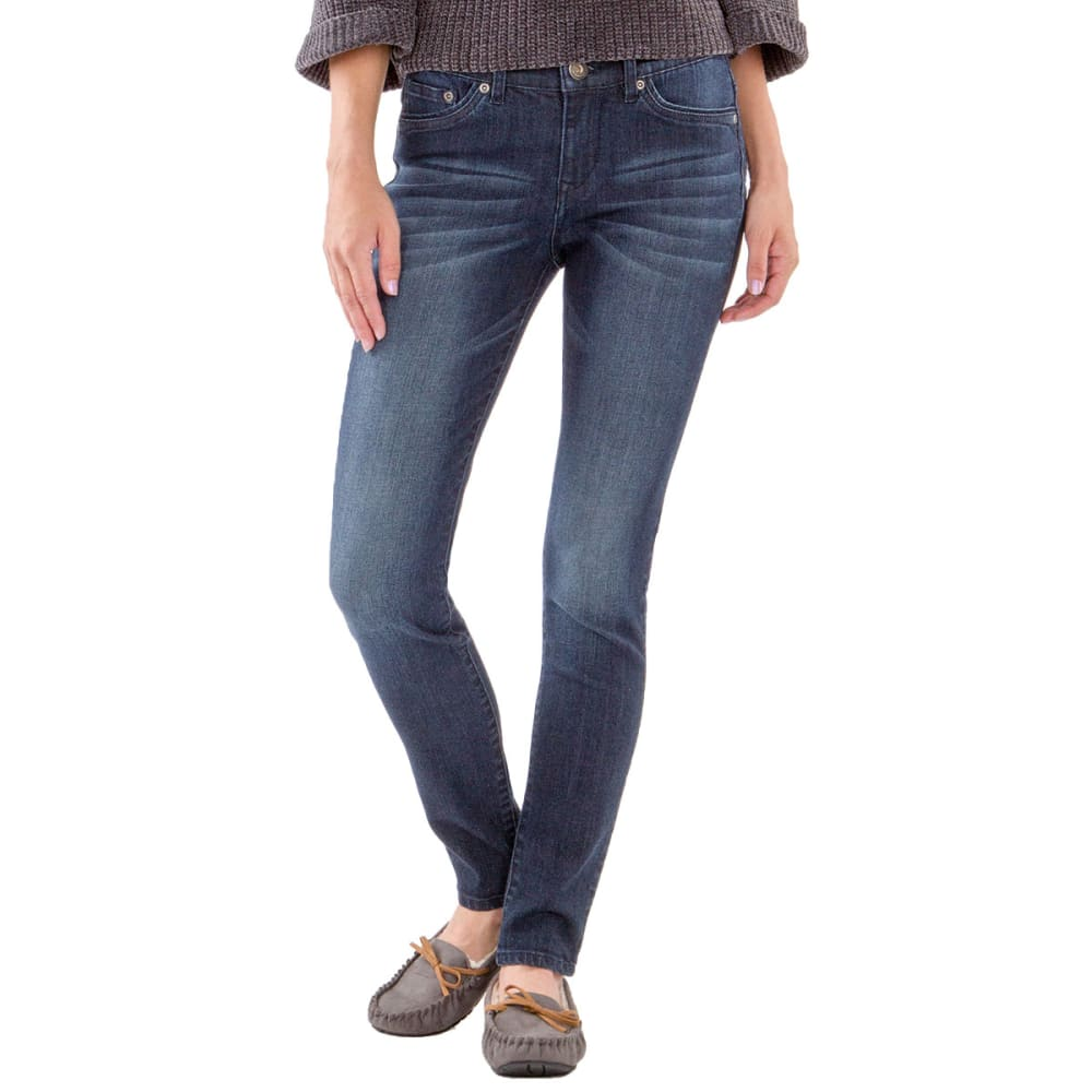 UNIONBAY Juniors' Selene Skinny Jeans - 478J-NIGHTWASH