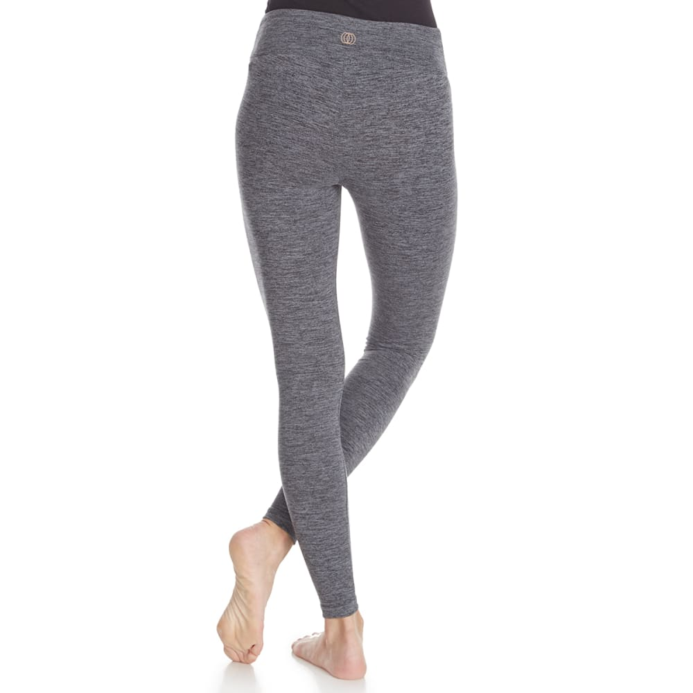 BALANCE COLLECTION BY MARIKA Women's Cozy Leggings - HTR GREY-626