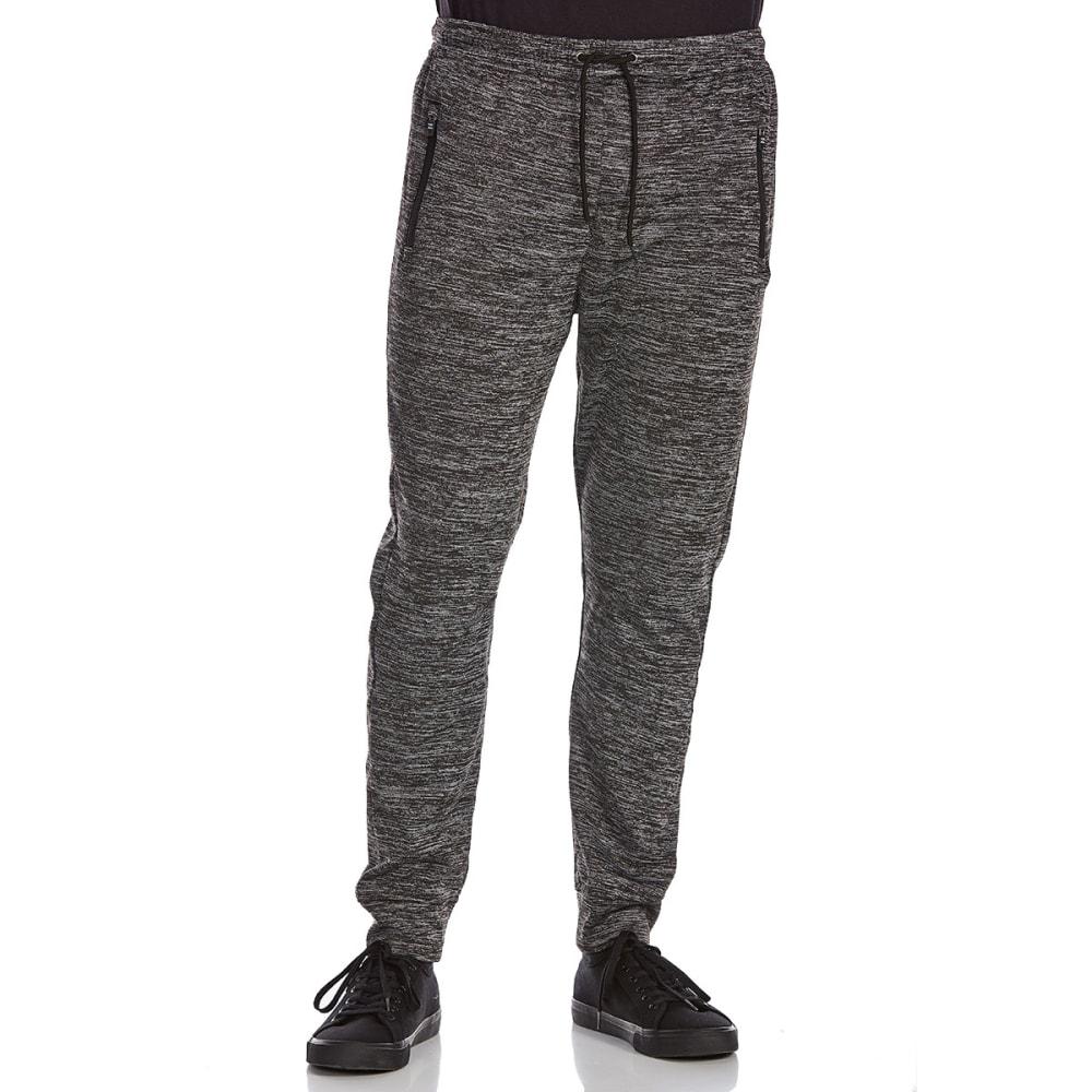 SPLIT Guys' Jogger Pants - CHR HTR