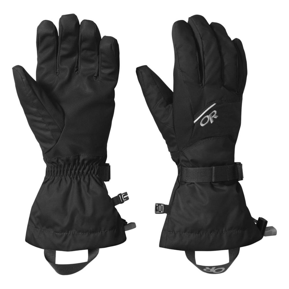 OUTDOOR RESEARCH Men's Adrenaline Gloves - BLACK