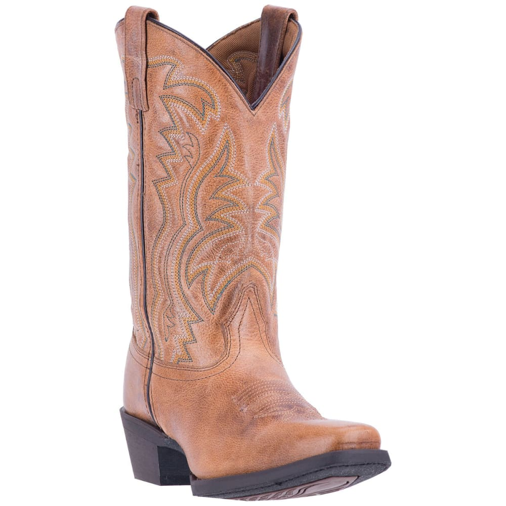LAREDO Women's Christine Cowboy Boots, Tan - TAN