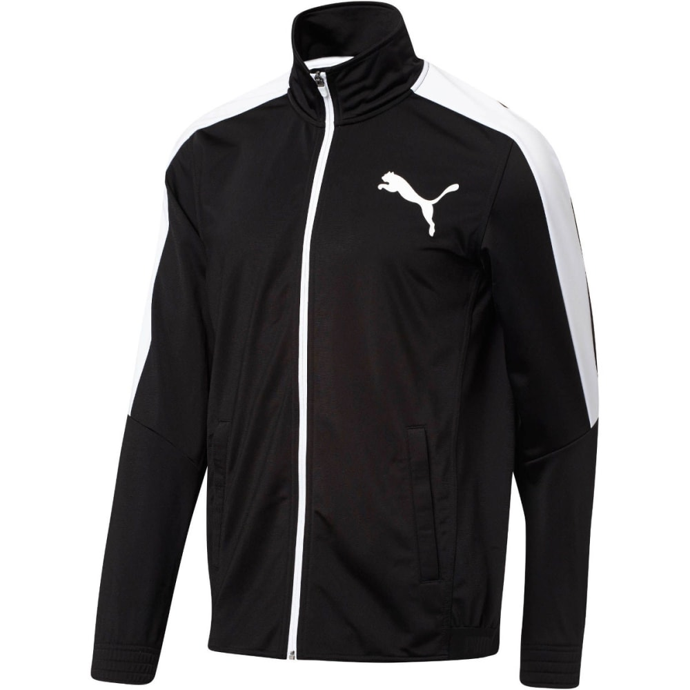 PUMA Men's Contrast Track Jacket S