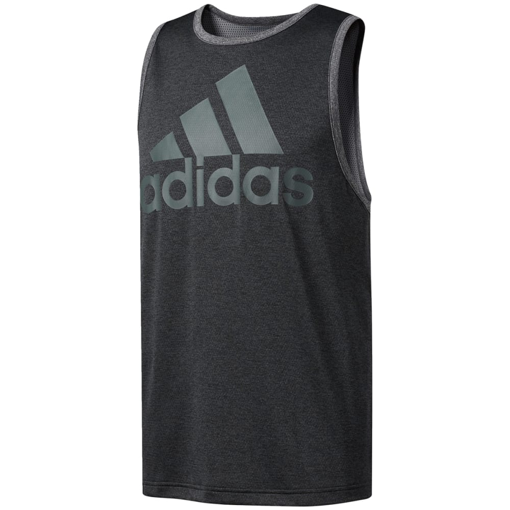 Adidas Men's Contender Tank Top - Black, M