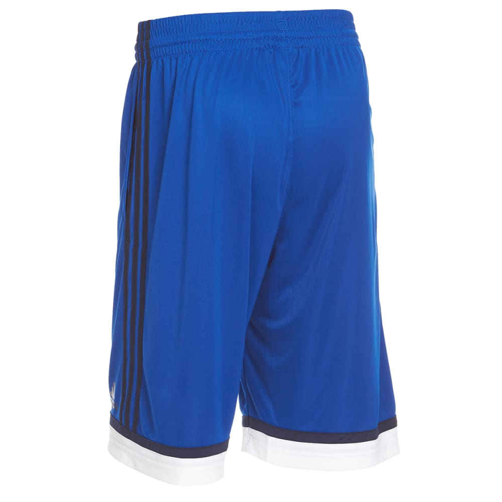 ADIDAS Men's Basic Shorts - ROYAL-AX7959