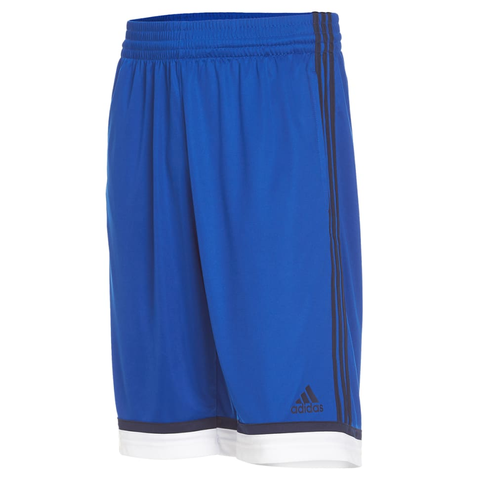 Adidas Men's Basic Shorts - Blue, S