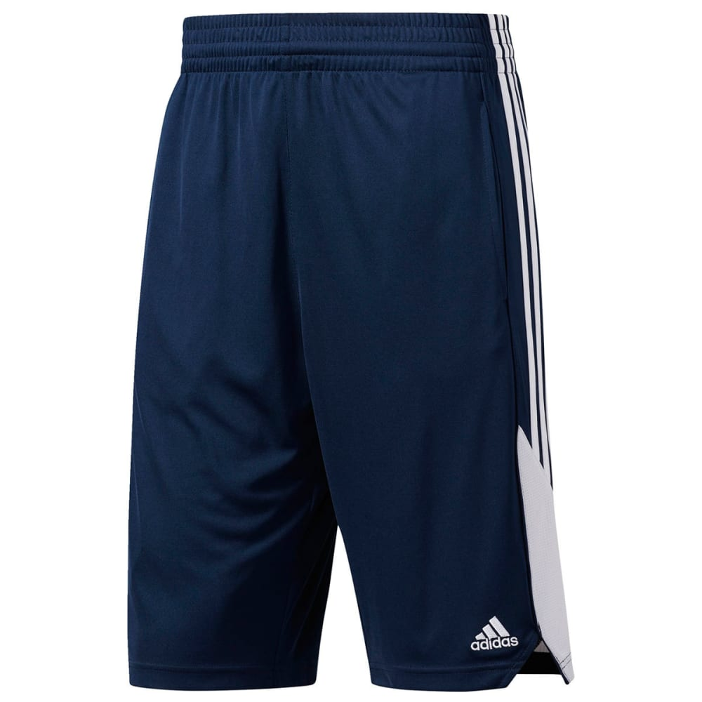 Adidas Men's New Speed Shorts - Blue, S