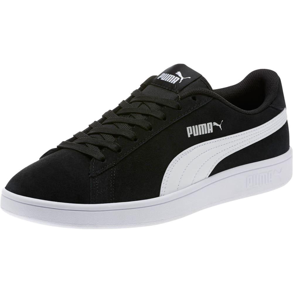 PUMA Men's Smash V2 Sneakers - BLACK