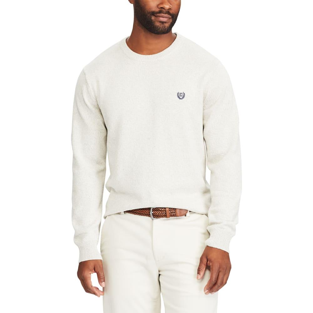CHAPS Men's Pre-Twist Crewneck Long-Sleeve Sweater - ARCTIC TWIST-001